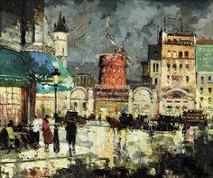 Henri Alexis Schaeffer ---Moulin rouge  www.vebidoo.com