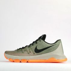 Nike KD 8 VIII Mens Basketball Trainers Sports Shoes Sneakers Lunar Grey #Nike