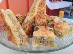 torta Mãe de Paulinho prepara a torta de legumes preferida do filho