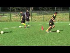 Coerver Football Skills