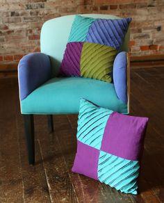 Dimensional Denim By Amy Barickman Sewing With Nancy Zieman Nancy Zieman Blog Sewing Pillow