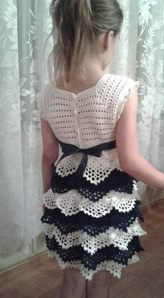 all free crochet, crochet baby dress, crochet dress, croch Crochet Dress Girl, Crochet Baby Dress Pattern, Knit Baby Dress, Girl Dress Patterns, Baby Girl Crochet, Crochet Baby Clothes, Baby Knitting Patterns, Crochet Dresses, Crochet Patterns