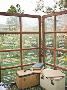 #windows Table numbers