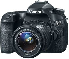 Canon 70D: First Look from Adorama Learning Center