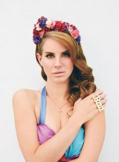 Lana Del Rey as Udiya (Yuw-DIYaa), War, the Red Horse rider.