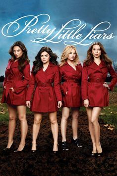 For Season 3 Of Pretty Little Liars - -Predictions For Season 3 Of Pretty Little Liars - - Pretty Little Liars Logo Font wallpaper. Pretty Little Liars julua ( Pretty Little Liars Netflix, Prety Little Liars, Pretty Little Liars Seasons, Pll, Spencer Und Toby, Non Plus Ultra, Red Trench Coat, Books You Should Read, Spencer Hastings