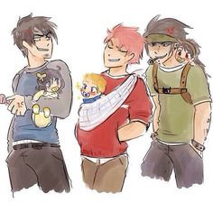 Fairy Tail Dads