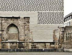 Image result for grafting architecture to brick wall