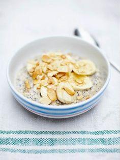 Porridge, lots of wa