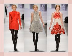 All a girl needs...lilly, milly, tibi and tori