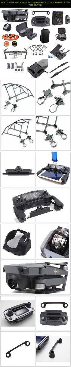 New DJI Mavic Pro Accessories& Intelligent Battery Charger US Fast Free Delivery #fpv #kit #technology #camera #accessories #mavic #drone #racing #plans #gadgets #parts #shopping #propellers #tech #products #pro