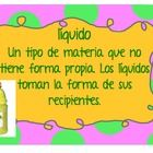 You will find bulletin board vocabulary cards for standard Structure Properties and Interactions of Matter. The material is in Spanish and . Bilingual Classroom, Vocabulary Cards, Dual Language, Materials Science, Teaching Spanish, Bulletin Board, 2nd Grades, School, Science Ideas