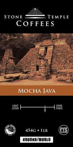 Mocha Java 16 oz