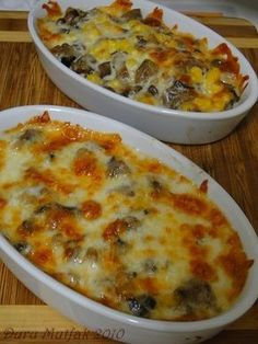 Super Ideas For Breakfast Recipes Vegetarian Kids Vegetarian Kids, Vegetarian Breakfast Recipes, Meat Recipes, Cooking Recipes, Baked Cheese, Cheddar Cheese, Turkish Recipes, Food Pictures, Stuffed Mushrooms