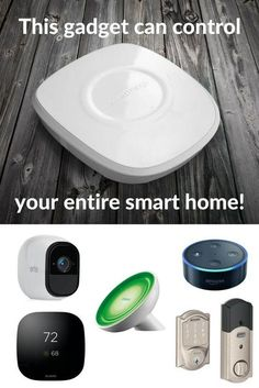 smart home ideas technology - 39 Unique SmartThings Ideas You Can Try Right Now + Video