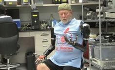 Futuristic, Prosthetics, Future Medicine, Johns Hopkins University, Applied Physics Laboratory, APL, Laboratory, Modular Prosthetic Limbs, Les Baugh, arms, limbs, Prosthetics, Neuroscience, brain, mind, help, cyberpunk, future health, cyborg, cyborgization, Prosthetic, Neurotechnology
