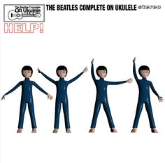 I Need You - Ukulele Ray   The Beatles Complete On Ukulele