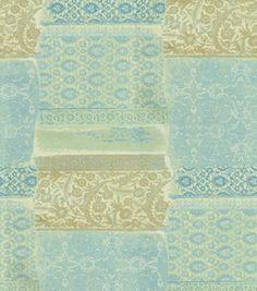 Home Decor Print Fabric- HGTV Artisan Glacier & home decor fabric at Joann.com