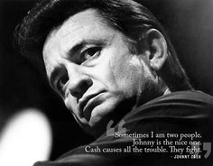 Understand that you'll be angry sometimes (but not all the time). | 24 Life-Affirming Words Of Wisdom From Johnny Cash