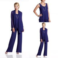 Mother Of The Bride Pant Suits - Beautiful Mother of The Groom Suits | DHgate