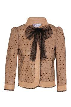 La chaqueta ladylike