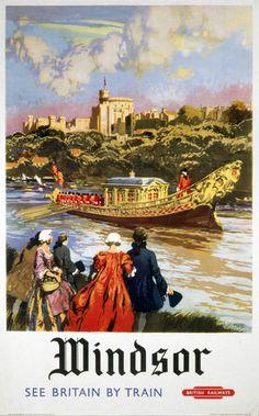 "Visitate Parma Vintage Poster Replica 13 x 19/"" Photo Print"