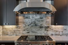 Kiss My Big Fat Glass - contemporary - kitchen - orange county - AlysEdwards Tile & Stone
