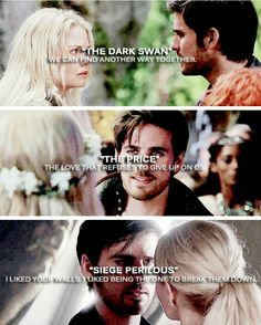 Captain Swan season 5A addition pt1 Once Up A Time, Afraid To Lose You, Dark Swan, Abc Tv Shows, Hook And Emma, Colin O'donoghue, Girl Meets World, Jennifer Morrison, Emma Swan