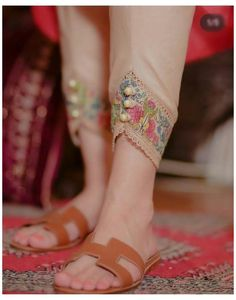 Pakistani Fashion Party Wear, Indian Fashion Dresses, Girls Fashion Clothes, Fashion Pants, Simple Pakistani Dresses, Pakistani Dress Design, Sleeves Designs For Dresses, Dress Neck Designs, Stylish Dresses For Girls