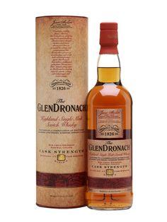 GlenDronach Cask Strength batch 6, 89/100pts//JL Nose: 22 Taste: 22 Finish: 23 Balance: 22