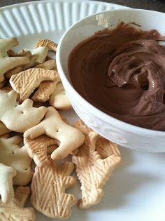 Explore.Dream.Discover.: Cocoa Greek Yogurt Dip