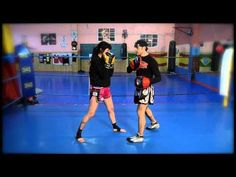 Low Hand Guard Boxing
