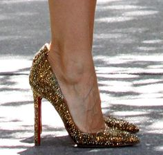 Louboutins from Sex and the City 2....my ultimate dream shoe.