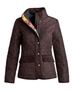MOREDALE Womens Quilted Jacket