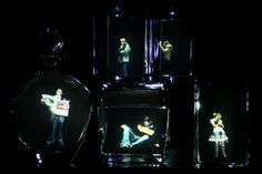 Haunting Holographic Video Sculptures Turn People Into Scientific Specimens | The Creators Project