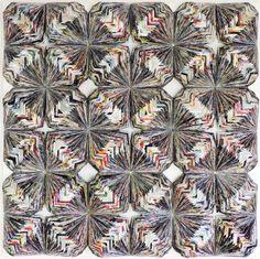"Saatchi Art Artist Alberto Fusco; Collage, ""OCEANO"" #art"