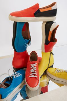 Men's Shoes Spring/Summer '16 - Paul Smith Collections