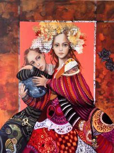 """Keep company with those     who make you better.""     ~ English Saying  Artist:  Monica Fernandez  ♥ lis"