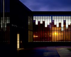 GYMNASIUM AND TOWN HALL ESPLANADE. Location: Chelles, France; architect: LAN Architecture; year: 2012