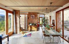 Una casa que respeta y renueva la tradición artesanal #hogarhabitissimo