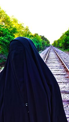 Overhead Abaya with Niqab