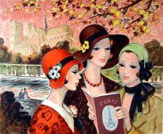 Francois Batet art