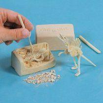 Small Dinosaur Dig Kits (pack of 6 kits)