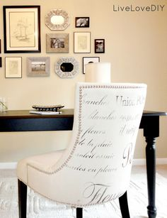 The Stylish Office: Budget Decorating Ideas For Your Workspace