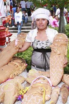 Acabo de compartir la foto de Edgar Asencios Miranda que representa a: Panadera