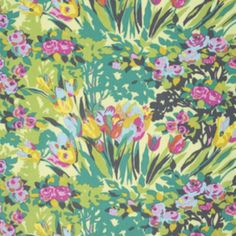 Violette - Yardage (AB135.BUT) by Amy Butler for Westminster Fabrics | SouthernFabric.com