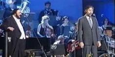 A Wonderful Medley by Andrea Bocelli and Luciano Pavarotti - EverybodyLovesItalian.com