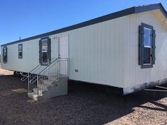 Single Wide Mobile Homes offer comfortable living at an affordable price. Also known as Single Sections, range from the highly compact to the very spacious and come in a variety of widths, lengths and bedroom to bathroom configurations. Mobile Home Prices, New Mobile Homes, Single Wide Mobile Homes, Recreational Vehicles, Smaller Homes, Floor Plans, Openness, The Unit, Trailers