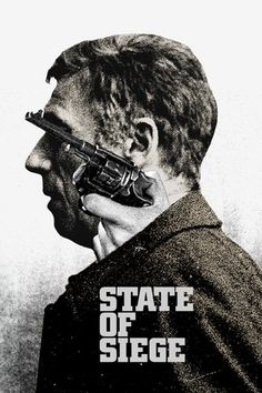 Poster of State of Siege - Costa-Gavras