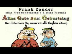 """Frank Zander """"Der Ententanz (Ja, wenn wir alle Englein wären)"""""""